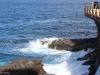 Mesa del Mar, olas