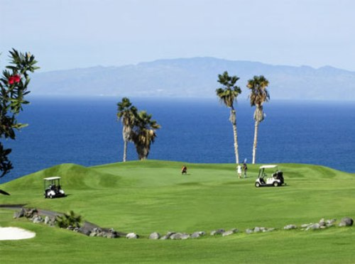 Tenerife Golf Trophy 2012