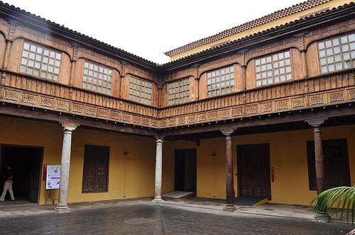 Museo historia la laguna