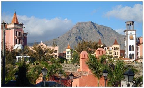 Llegar a Tenerife